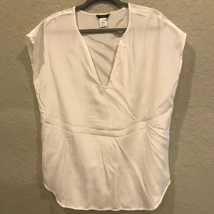 J. Crew Silk Tunic Blouse